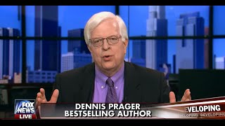 "• Dennis Prager: ""All Morality Is Now Personal Opinon"" • Ten Commandments • 5/19/15 •"