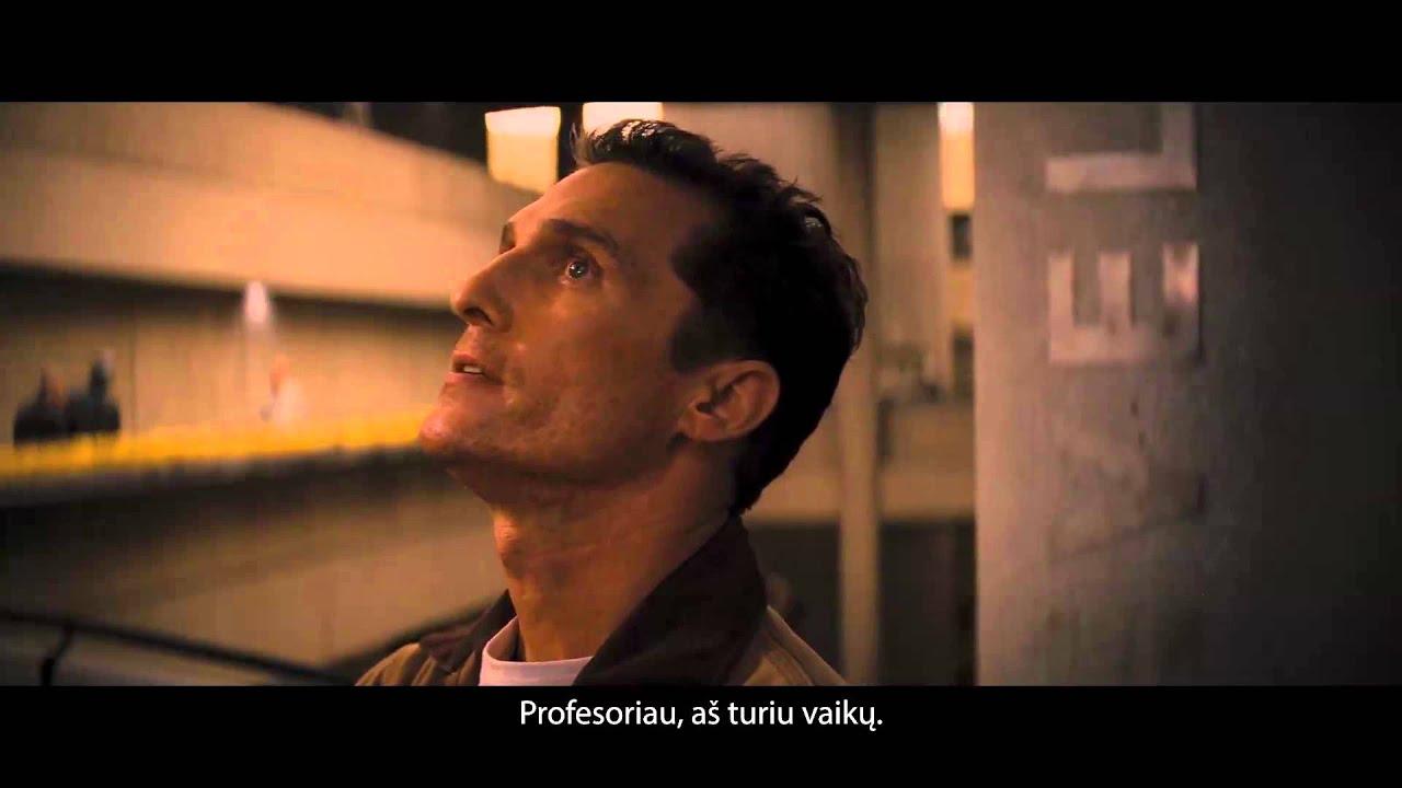 TARP ŽVAIGŽDŽIŲ - naujausias Christopher Nolan filmas. Premjera jau šį lapkritį