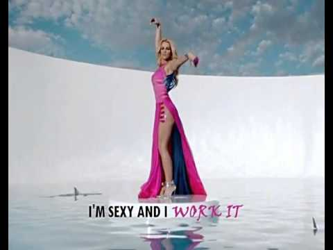 Britney spears sexy and i know it