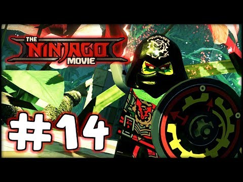 LEGO Ninjago The Movie - Videogame - LBA 14 - Super Cool Boss Fight!