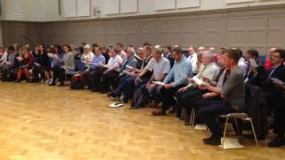 London Philharmonic Choir & Dona Nobis Pacem