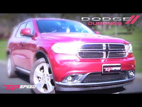 Avaliação Dodge Durango Limited   Canal Top Speed
