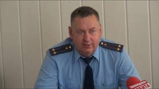 В Верхней Салде состоялась пресс-конференция с сотрудниками полиции и прокуратуры