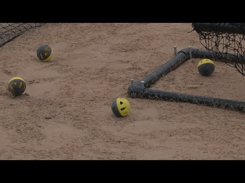 Rio Rancho man builds wiffle ball field from scratch