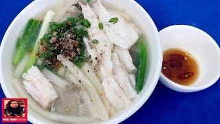 Cách nấu Bánh Canh cá Lóc hương vị Miền Tây ngon nhất không bị tanh cá l Hồng Thanh Food