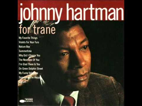 Johnny Hartman - The Nearness Of You