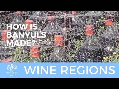 wine article How is Banyuls made