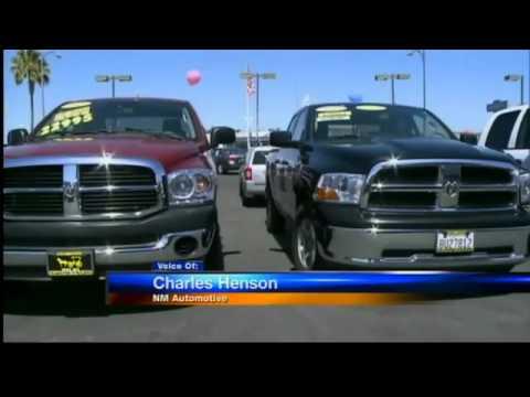 Car sales on the rise around U.S.