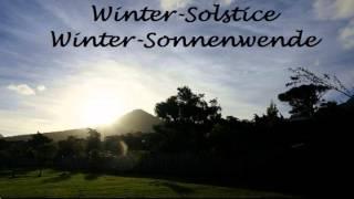 The beat of black wings: Solstitium (Winter-Solstice)