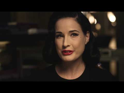 A Drink With: Dita Von Teese