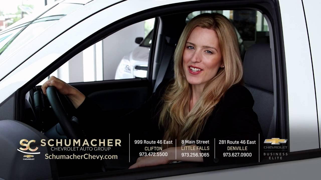 13 Chevrolet Commercial Vehicles from Schumacher Chevy | schumacher chevrolet