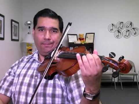 Suzuki Violin: Two Grenadiers Play-Along Practice Video