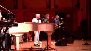 Brian Wilson & Band at Beneroya Hall, Seattle w/ Blondi Chaplin -