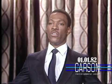 Thumbnail: Eddie Murphy's Stand Up Comedy Routine (FULL), First Appearance on Johnny Carson Show