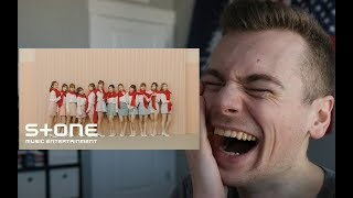IT'S A WHOLE BOP (IZ*ONE (아이즈원) - 라비앙로즈 (La Vie en Rose) MV Reaction)