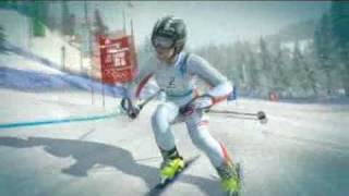 SEGA    GAMES    Vancouver 2010™ - The Official Video Game of the Olympic Winter Games