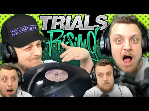 DJ vrPisti In Da House! | TheVR Trials Rising Stream Pillanatok