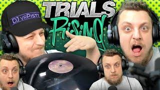 DJ vrPisti In Da House! | TheVR Trials Rising Stream Pillanatok