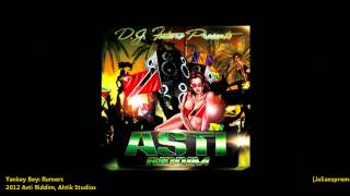 New Yankey Boy : RUMORS [2013 Trinidad Soca][Asti Riddim, Produced by DJ Future|Ahtik Studios]