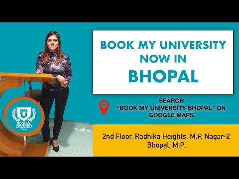 BOOK MY UNIVERSITY BHOPAL OFFICE