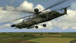 Gunship! (Microprose, 2000) gameplay (PC Game, 1999)