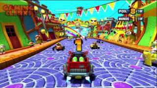 Sonic & Sega All-Stars Racing 360 - Ausgepackt