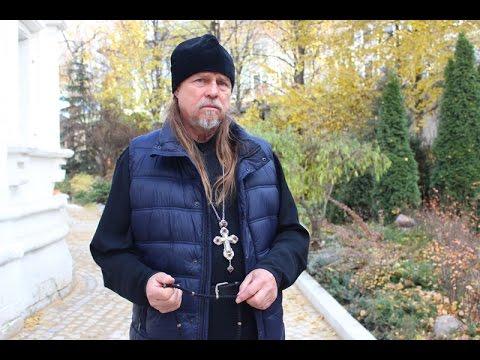 Родовое проклятие, Иеромонах Владимир Гусев