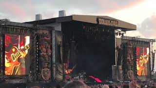 Guns n Roses Wish you were here Download Festival 2018