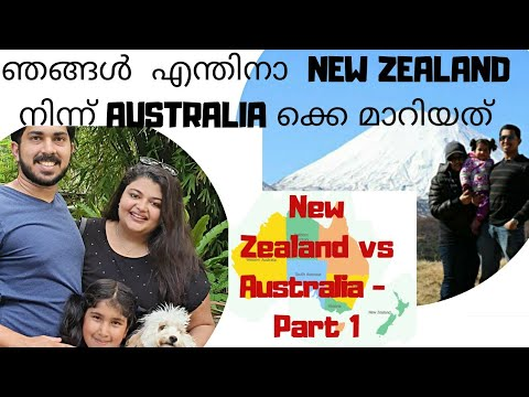 Difference Between New Zealand & Australia | Which Is Better?? | I Lived In NZ For 20 Years | PART 1
