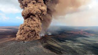 Kilauea volcano's eruption streak may be over