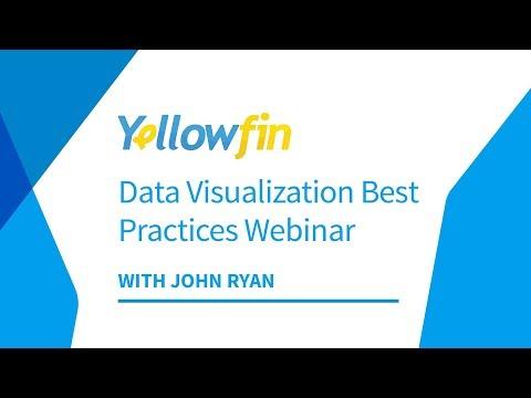 Data Visualization Best Practices Webinar by Yellowfin BI