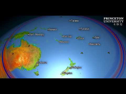 Magnitude 6.5 Quake, LOYALTY ISLANDS