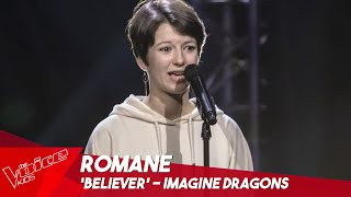 Romane - 'Believer' | Blind Auditions | The Voice Kids Belgique