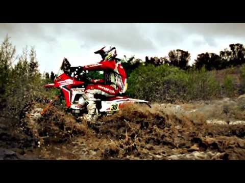 Honda CRF Rally