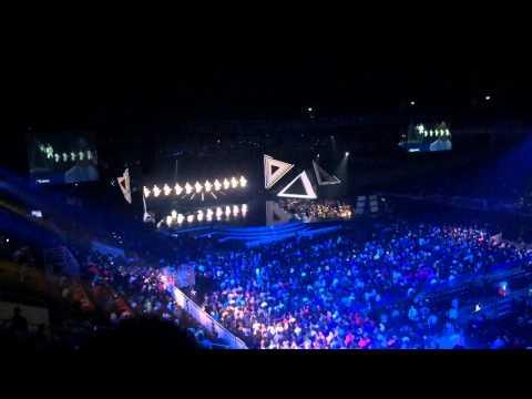 SonaOne feat. Joe Flizzow - Apa Khabar (LIVE AJL29) Intro