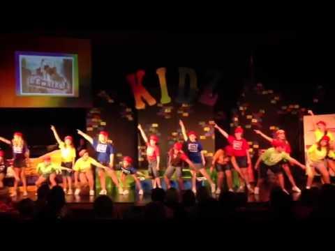 Kidz on Broadway 2012