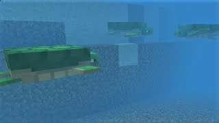 Minecraft Aquatic Zoo!