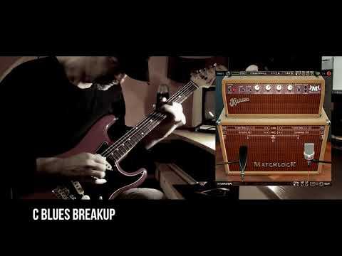 Amplifikation Matchlock - Amp C Blues Breakup