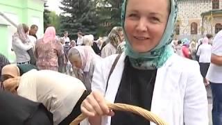 2019-08-14 г. Брест. Медовый Спас. Новости на Буг-ТВ. #бугтв