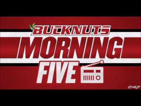 Bucknuts Morning 5: May 17, 2017