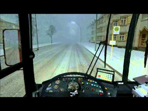 OMSI: AnyBus Spandau Express Line X37 (FULL ROUTE)