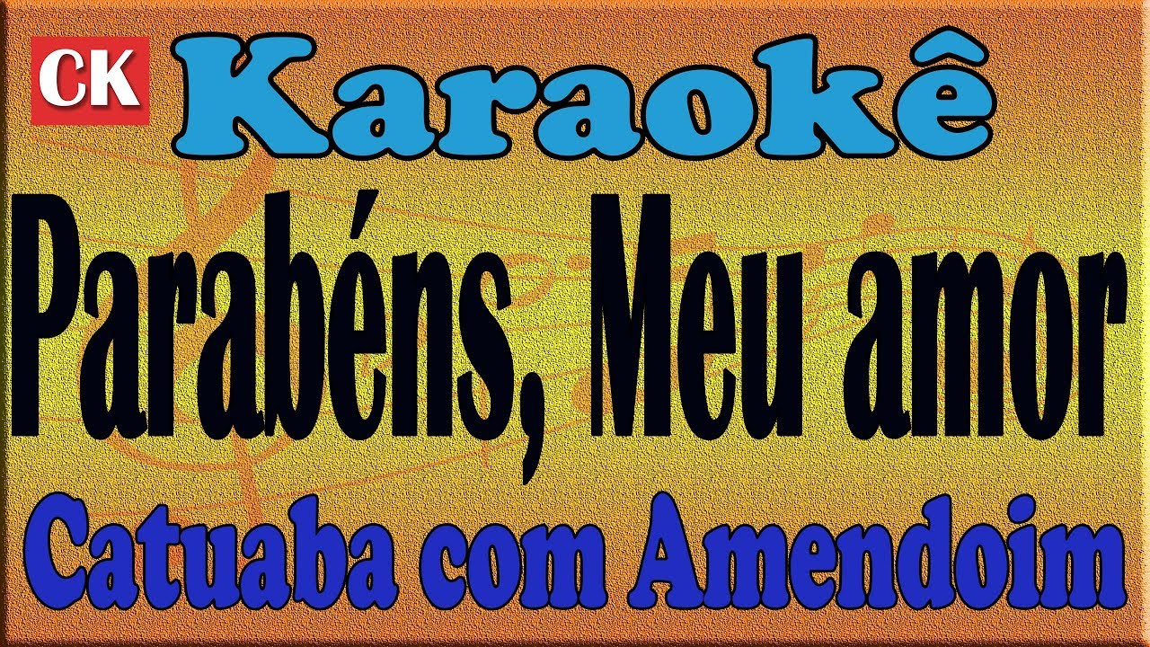 FELIZ CATUABA AMENDOIM ANIVERSARIO BAIXAR COM MUSICA