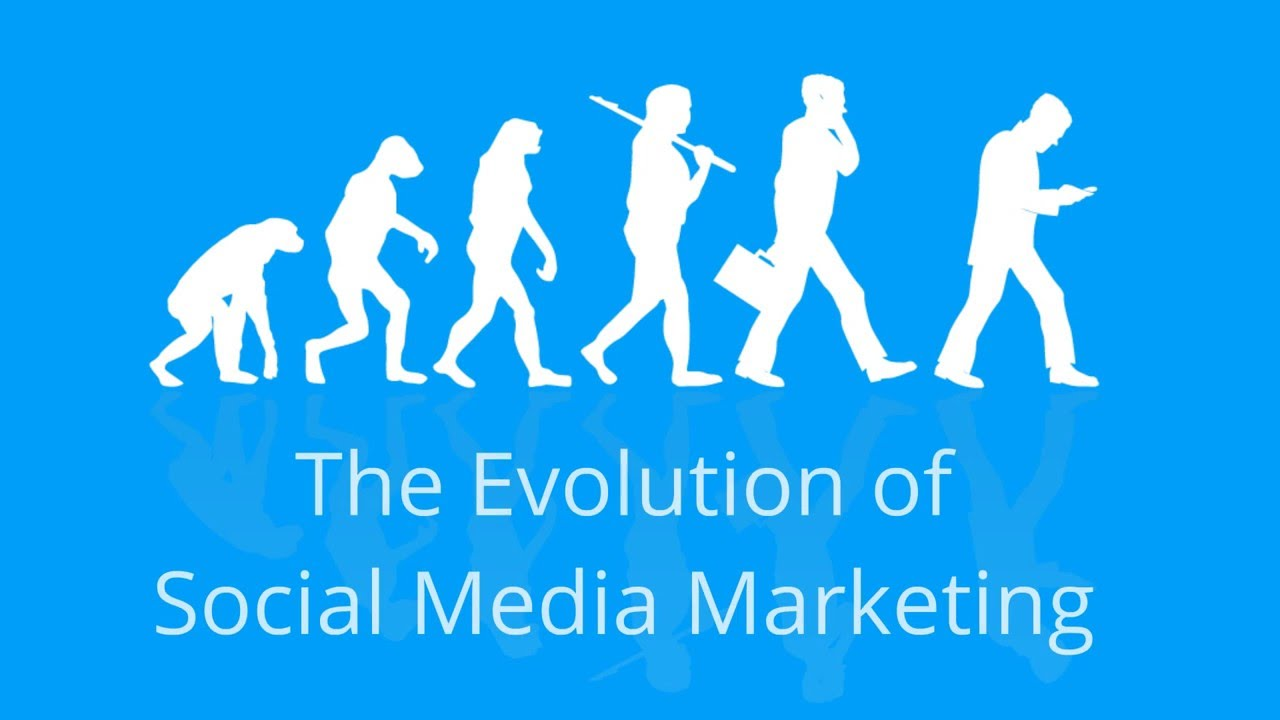 social media and the evolution of Social media once was a world of difference, but several things have become the same see how your business can keep up with the change.