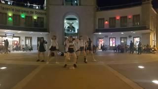 KPOP IN PUBLIC CHALLENGE La La La - Wekimeki Dance cover by D.zone