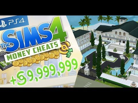 The Sims 4 Unlimited Money Ps4 Updated 2020 Youtube