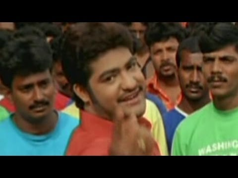 Subbu Telugu Movie || Janani Janmabhoomi Video Song || NTR Jr, Sonali Joshi