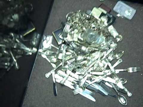 Scrap Silver