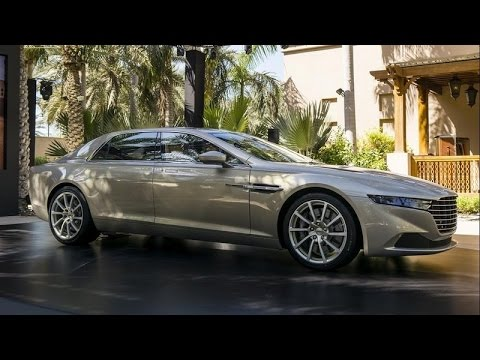 Release Date Aston Martin Lagonda Specs Price And Review YouTube - Aston martin lagonda price