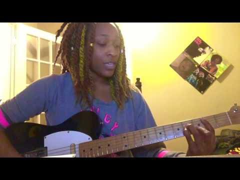 Kehlani- Bright Guitar tutorial