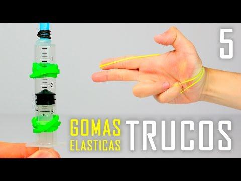 5 TRUCOS con Gomas ELASTICAS | Life Hacks